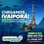Chegamos Ivaiporã – Confira os bairros atendidos